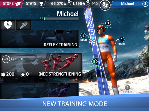 Ski Jumping Pro 1.7.5 21