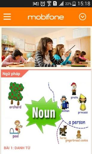 mEnglish - MobiFone