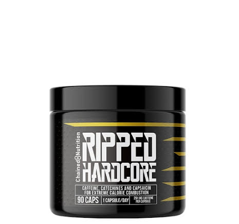 Chained Nutrition Ripped Hardcore 60 caps