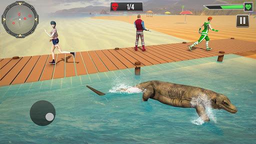 Komodo Dragon Simulator 2019 1.7 screenshots 2