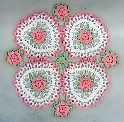 Crochet Doilies Design