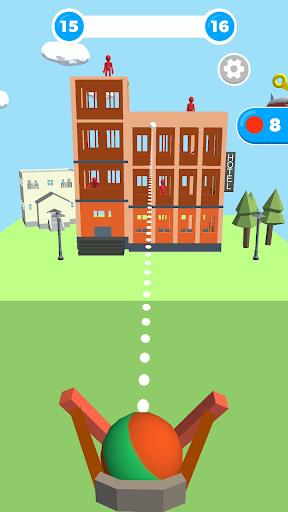Slingshot Smash: Shooting Range apkdebit screenshots 5
