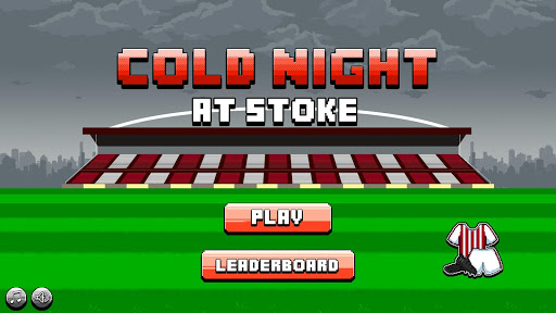 COLD NIGHT IN STOKE