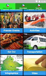 Sabah Travel Guide - náhled