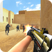Counter Terrorist Strike Shoot