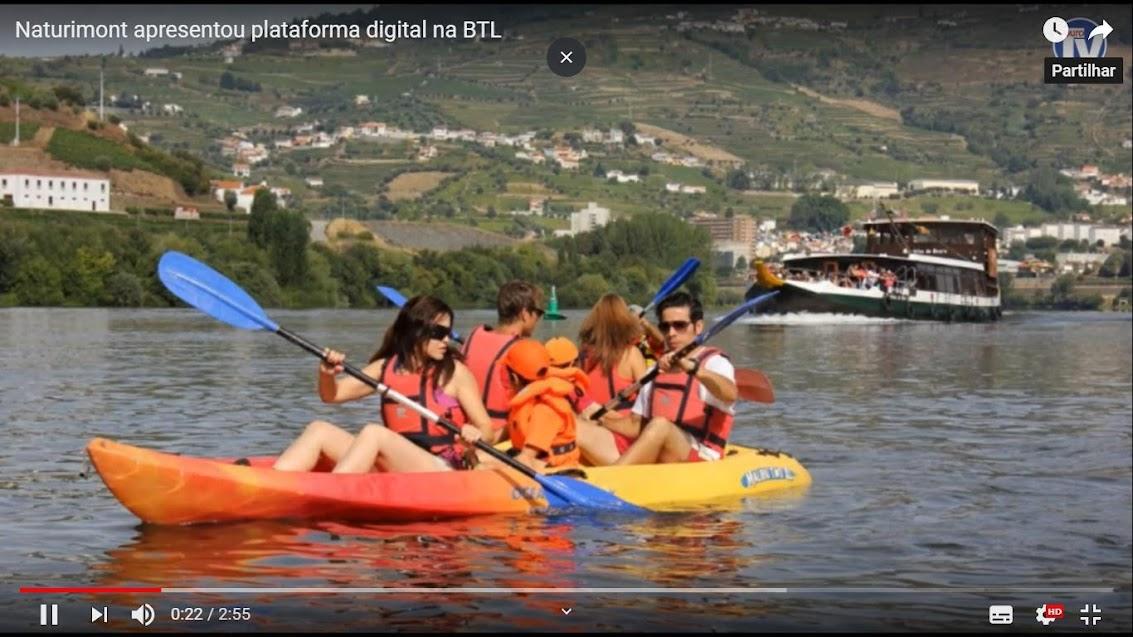Vídeo - Naturimont apresentou plataforma digital na BTL