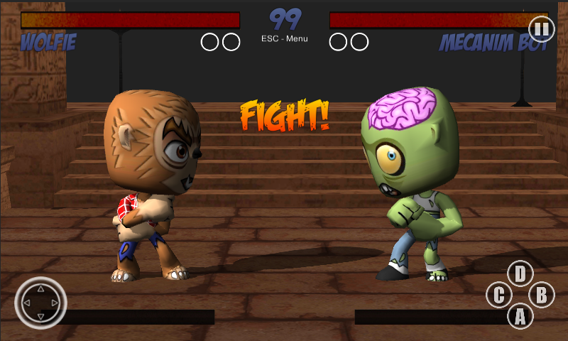Halloween Fighter Free- screenshot
