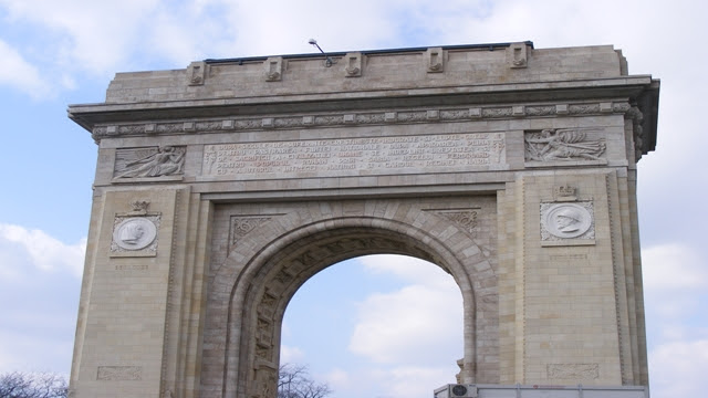 Arch of Triumph Romania