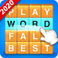 Word Fall - Brain training search word puzzle game apk