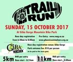 PACT Trail Run : Giba Gorge MTB Park