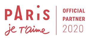 Paris je t'aime official partner