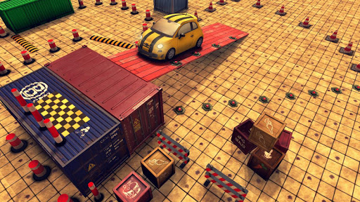 Modern Car Drive Parking 3d Game - TKN Car Games screenshots 15