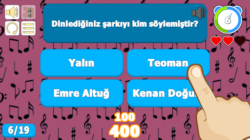 Whose Song? Turkish Hit Singles (With Voice) 1.11 screenshots 5