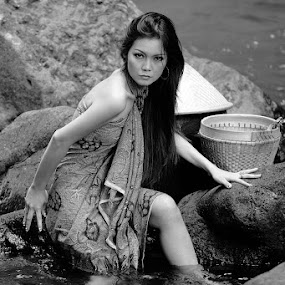 by Agung A - People Portraits of Women