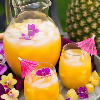 Pineapple Mango Drink Recipes.