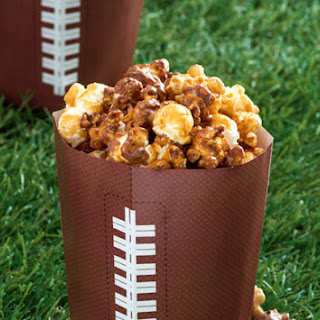 Sweet and Spicy Popcorn Bags
