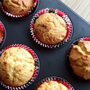 Tangerine Muffins