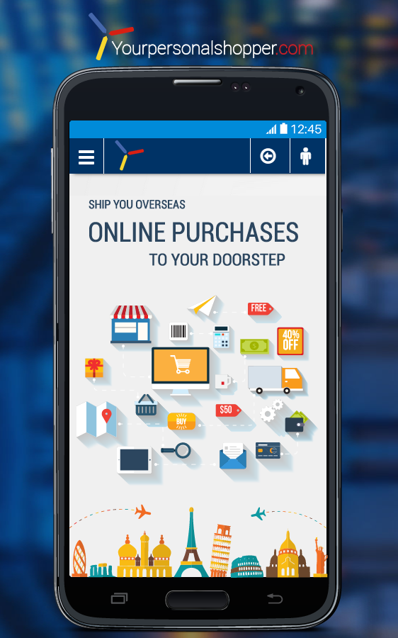 Your Personal Shopper- screenshot