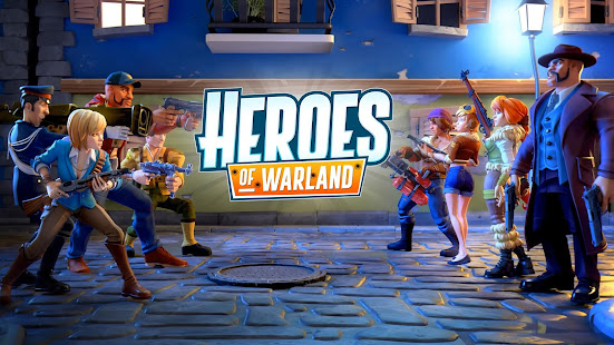 Heroes of Warland – PvP Shooting Arena 21