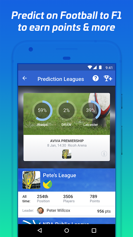 Sportlobster- screenshot