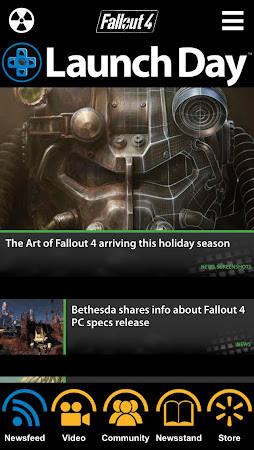 LaunchDay - Fallout 1.3.7 screenshot 143982