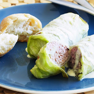 Stuffed Cabbage Rolls.