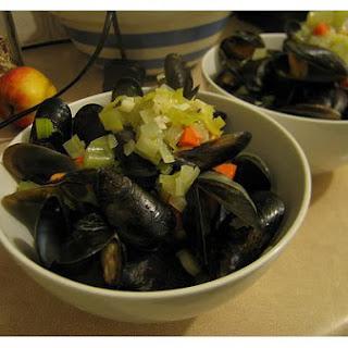 Mussel Mariniere