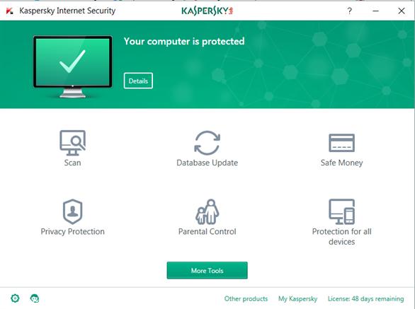 Cách chuyển ngôn ngữ phần mềm Kaspersky tiếng việt sang tiếng anh
