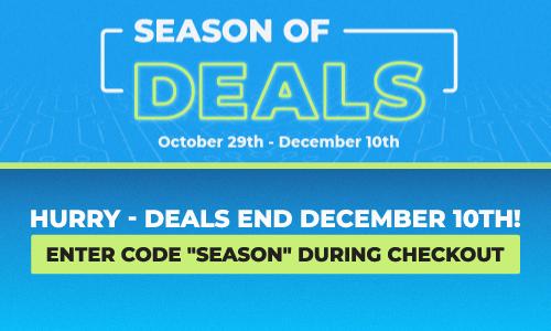 Banner for Season of Deals