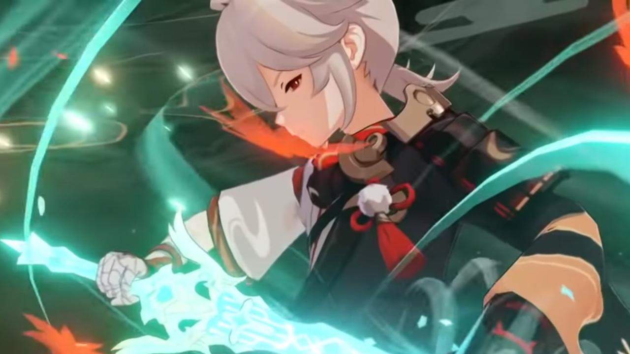 Genshin Impact เผยโฉมตัวละครใหม่ Kazuha แหวกว่ายในสายลม แล้วฟาดฟันทุกสิ่ง 3
