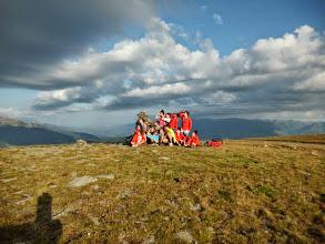 Photo: Coma Morera (2.208m). Travessa de Pioners i Caravel·les estiu 2014.