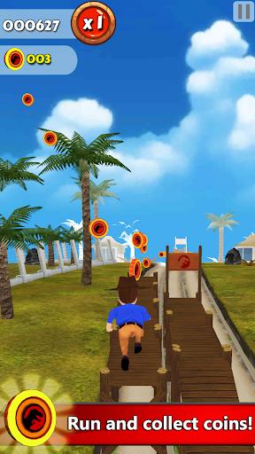 Safari Run Dinosaur