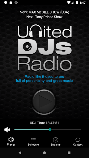 united djs screenshot 1