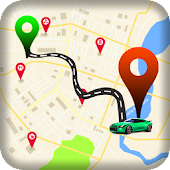 GPS Tracker – Map Navigation Route Finder