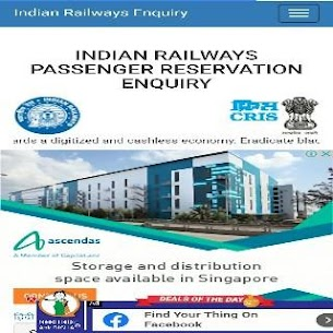 IRCTC  PNR Status Latest Varsion Apk Download For Android 6