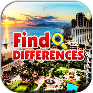 Find Differences City Skylines Train your Brain