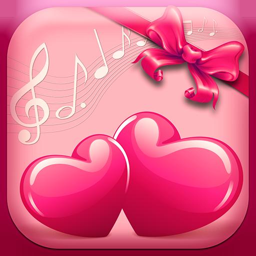 音乐の愛のバラード 着メロ LOGO-記事Game