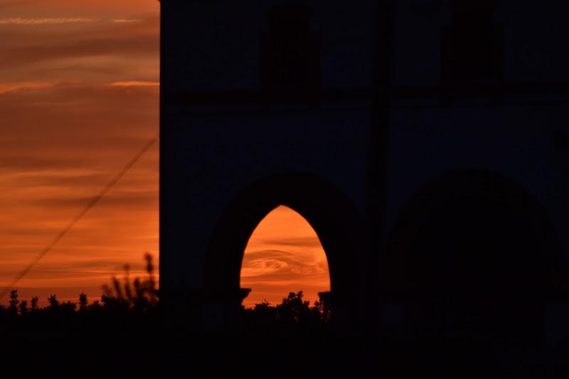Al tramonto di Micaela Lazzari