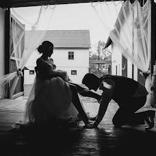 Wedding photographer Ondrej Cechvala (cechvala). Photo of 27.09.2018