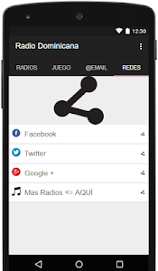 Radio Dominicana screenshot 7