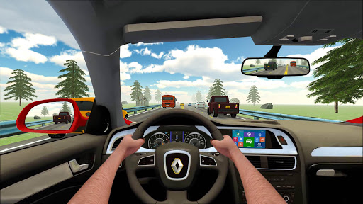 VR Traffic Racing In Car Driving : Virtual Games 1.0.15 4