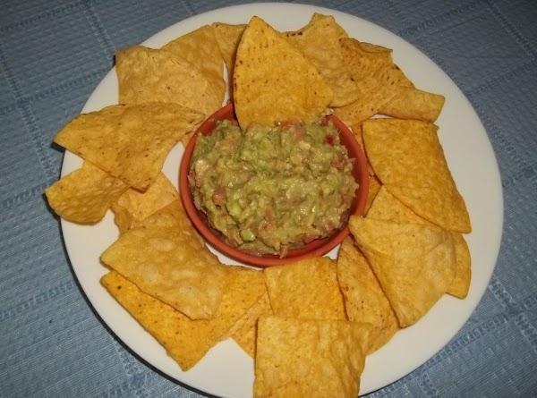 Guacamole Dip (sallye) Recipe