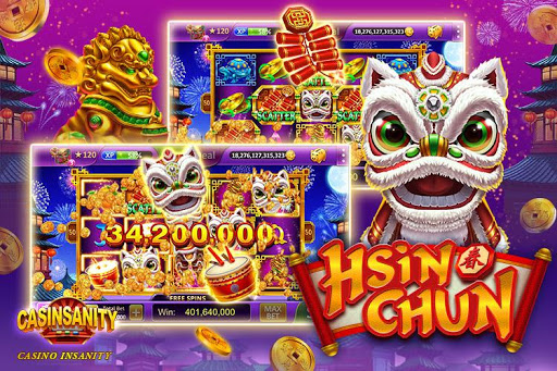 Casinsanity Slots u2013 Free Casino Pop Games screenshots 12
