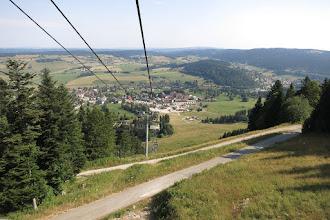 Photo: Métabief (télésiège du Montrond)