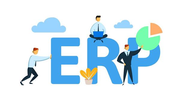 Mô hình ERP là gì?