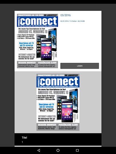 connect Magazin screenshot 10