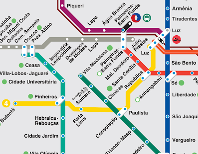 Sao Paulo Metro Apps on Google Play