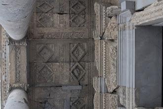 Photo: Потолок римского храма в Гарни