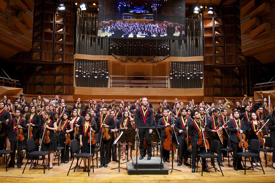 Orquesta Sinfónica Teresa Carreño