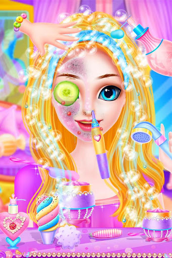 Candy Makeup - Art Salon  screenshots 9